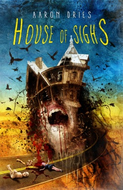 House of Sighs front cover with titles